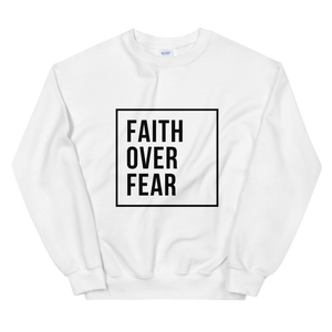 Open image in slideshow, faith over fear crew