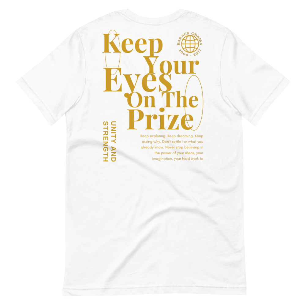 Eyes On The Prize Original Tee