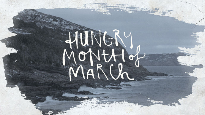 Hungry Month Of March (Interactive)