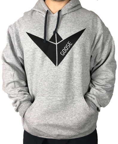 Goose Athletics Sport Grey Debut Hoodie