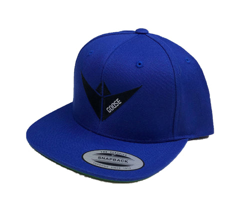 Goose Athletics Royal blue snapback
