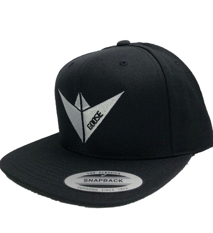 """Signature"" Snapback - Black/White"