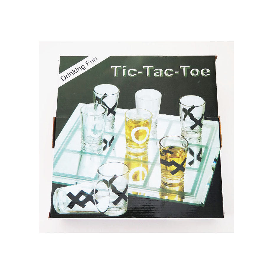Drinking Game Collection - Tic Tac Toe