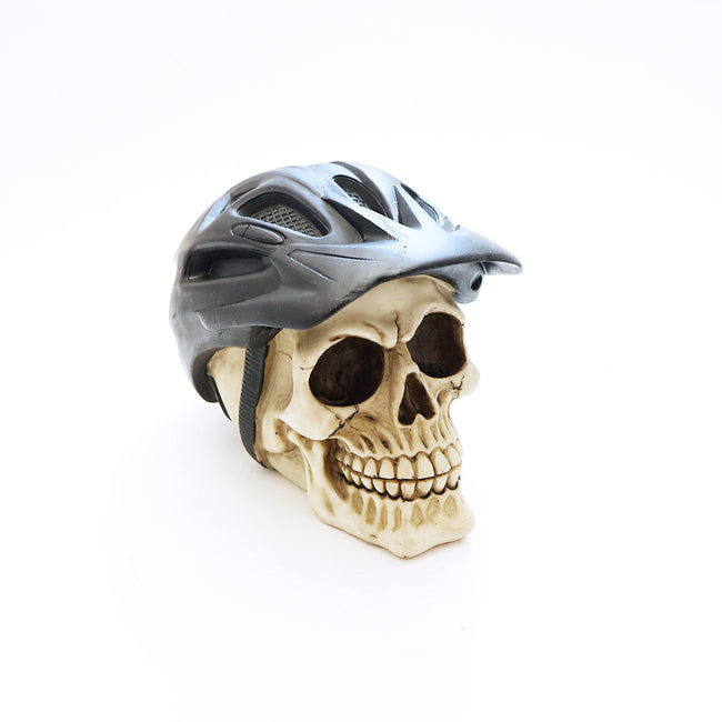 Skull - Bicycle Helmet