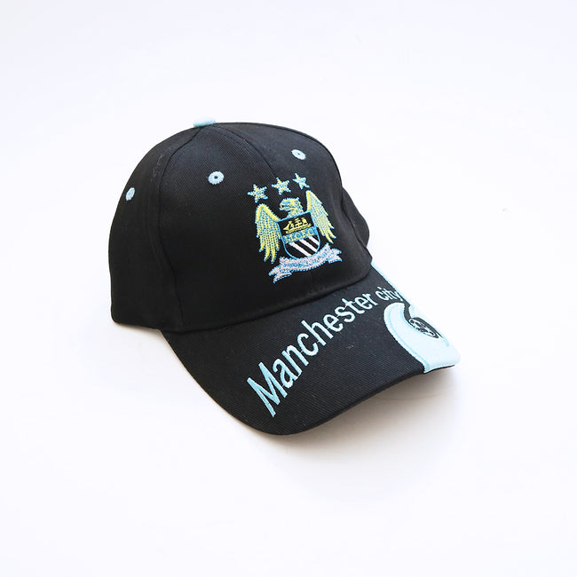 Football Club Sport Cap - Manchester City, Real Madrid, Chelsea, Borussia Dortmund, Barcelona