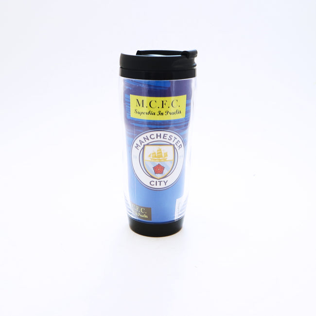 Football Club Thermal Bottles - Manchester United, Manchester City, Liverpool, Juventus, Chelsea, Inter Milan, Borussia Dortmund, Arsenal, Paris Saint-Germain, Bayern, AC Milan, Real Madrid