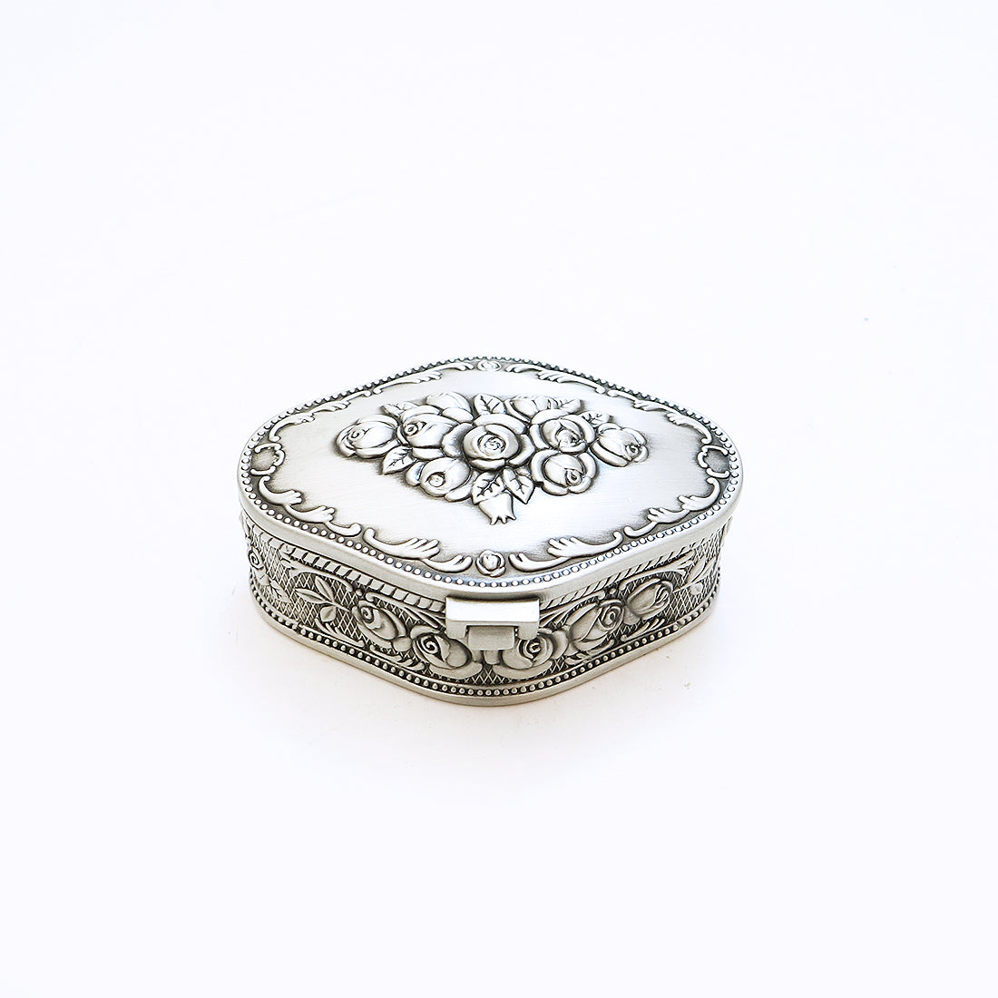 Jewellery Box - Rose Flowers