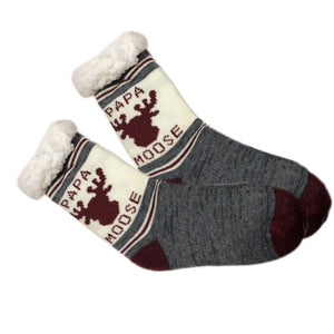 Papa Moose Indoor Socks