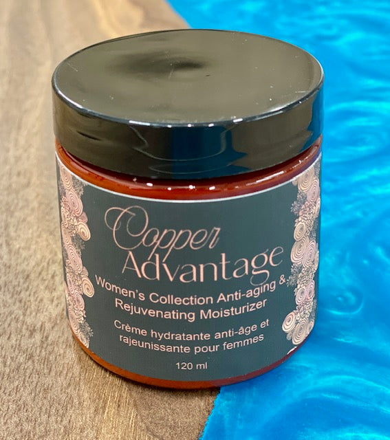 Copper Advantage Women's Collection Anti-Aging & Rejuvenating Moisturizer