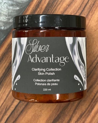 Silver Advantage Clarifying Collection Skin Polish
