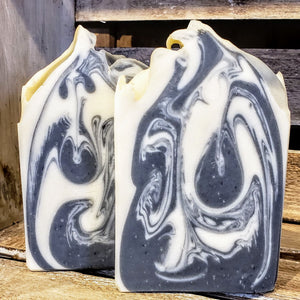 Eucalyptus Charcoal Soap Bar