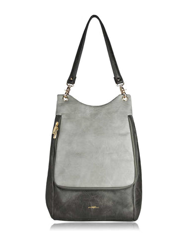 Trend Backpack Grey