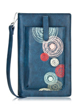 Bizzy iSmart Purse Blue