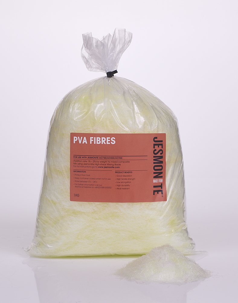 PVA Fibres - Buy Jesmonite