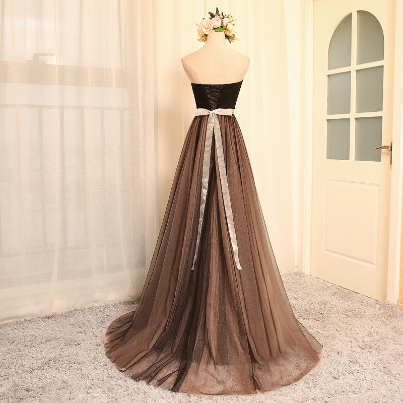 Long Prom Dresses, Tulle Prom Dresses, Sweet Heart Party Prom Dresses, Rhinestone Evening Dresses, Backless Prom Dresses , Floor-Length Prom Dresses, LB0437
