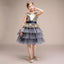 Desighed Sequin Tulle A-line Flower Girl Dresses, Flower Lovely Little Girl Dresses, D1177