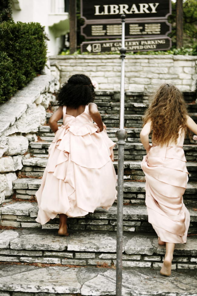 Custom Order for Little Bridesmaid Dresses