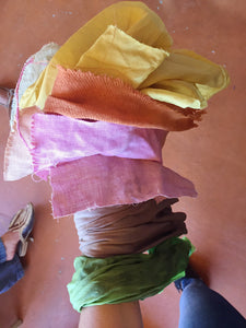 Natural Dye Workshop with The Dogwood Dyer - Oct 7
