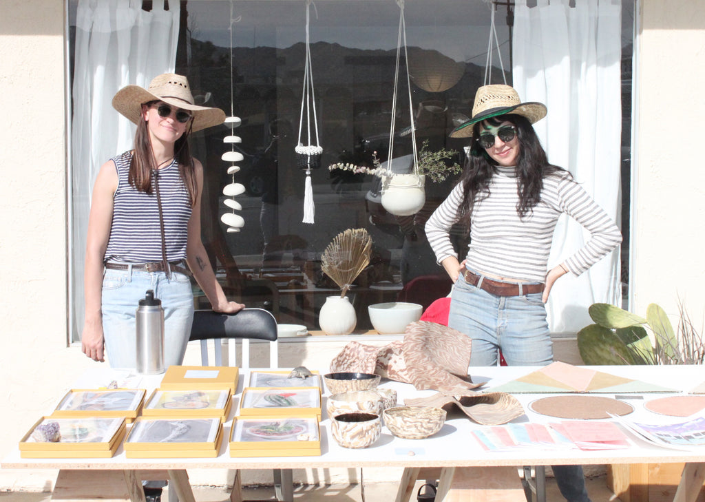 Shop on the Mesa February's Artisan Market - Highlights