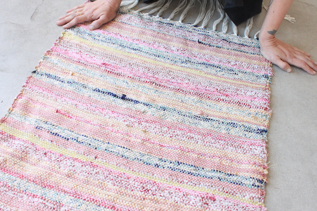 Rag Rug Weaving with Rachel Ehlin