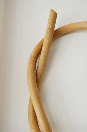 Katie Gong - Medium Wood Knot
