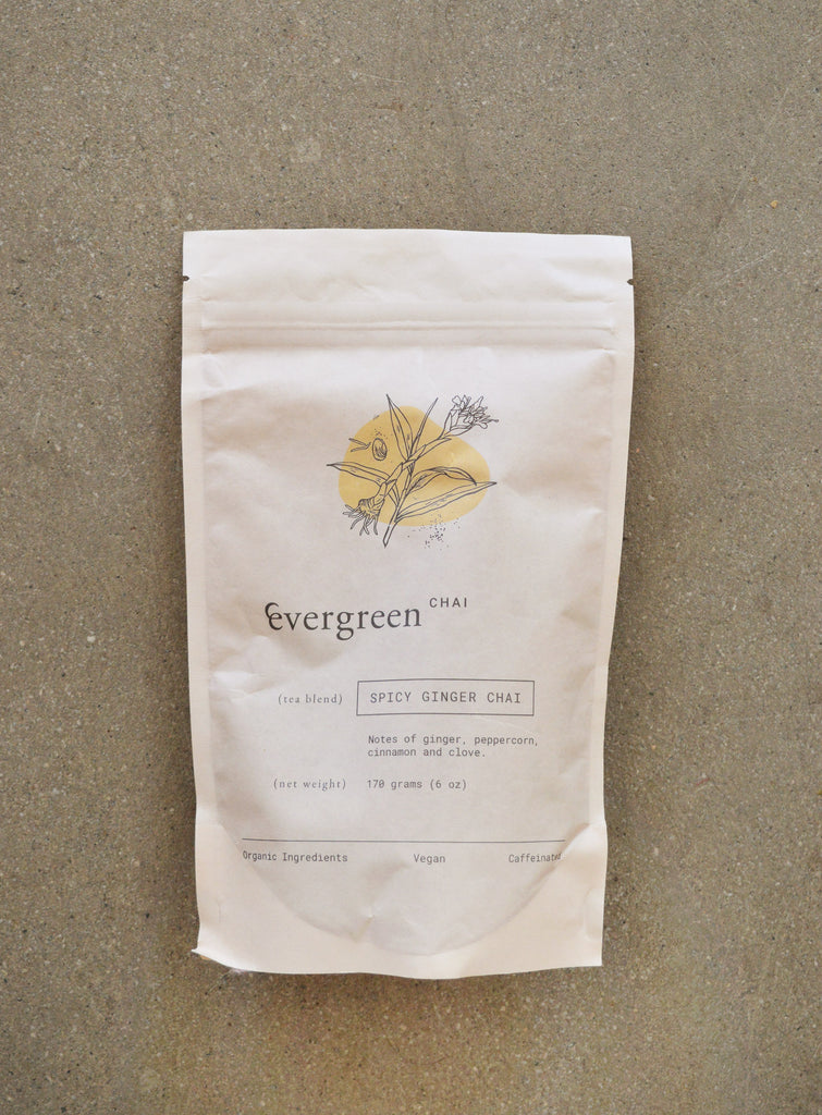 Evergreen Instant Tea Blends
