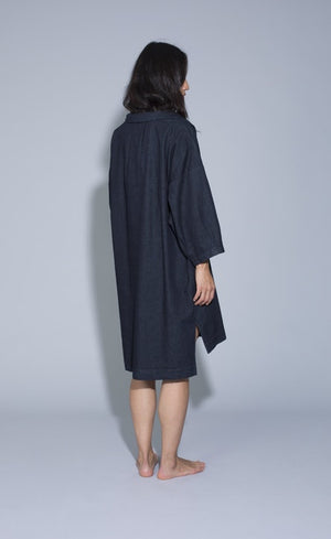 Ilana Kohn - Harrison Dress in Chalk