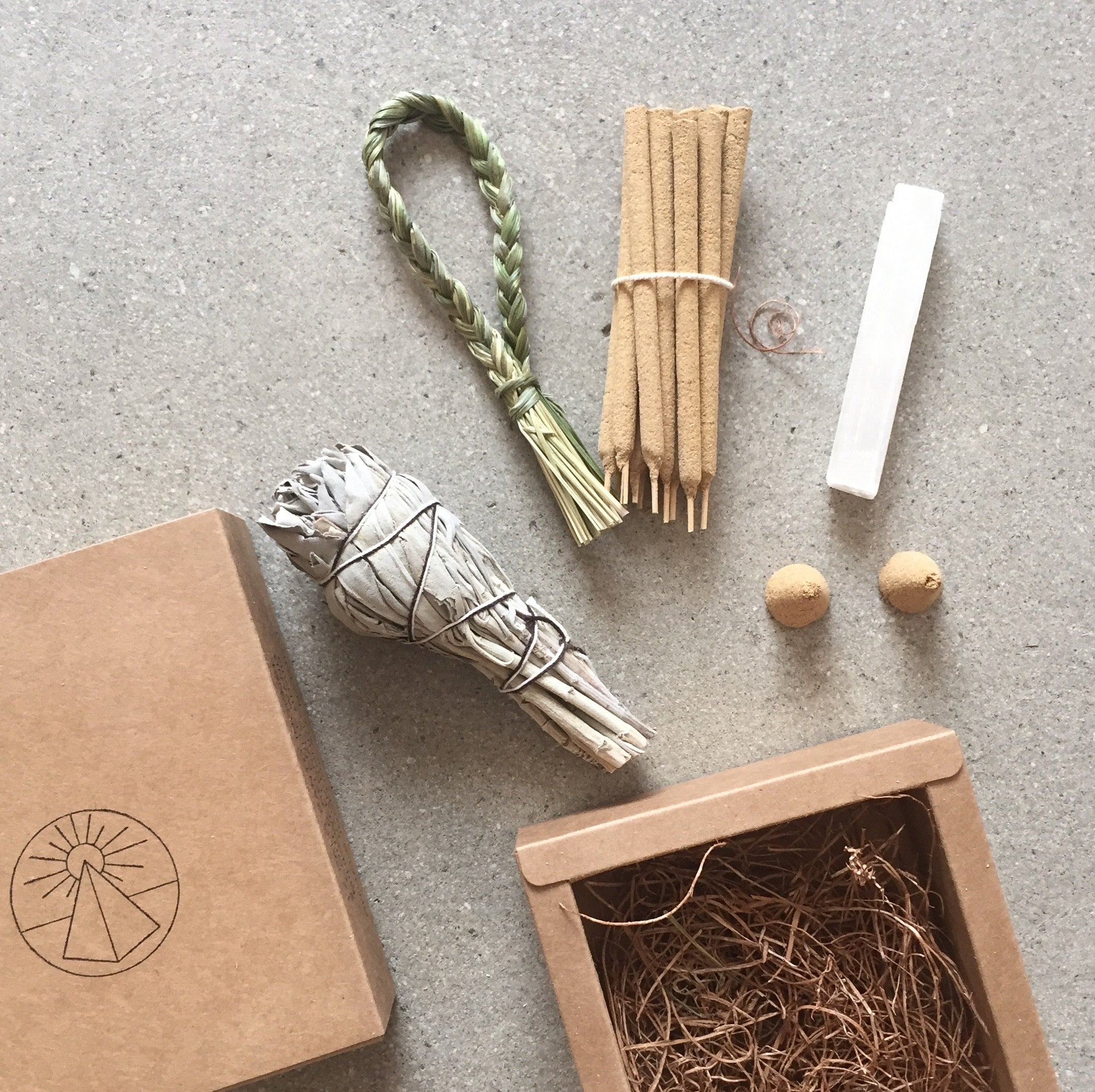 Rituals Incense Offerings Kit