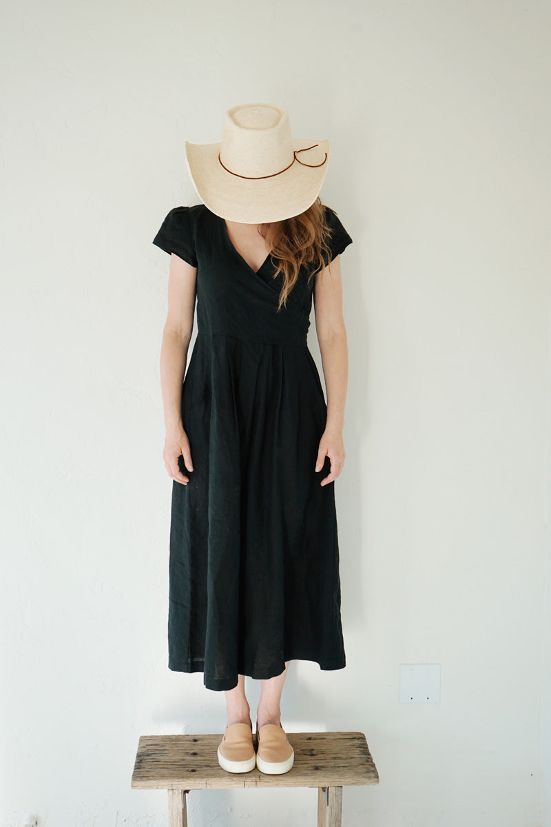 Sugar Candy Mountain - Angela Jumpsuit in Black