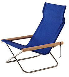 Takeshi Nii NY Chair Folding Canvas Rocking Chair