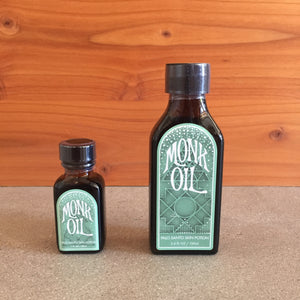 Palo Santo Monk Oil