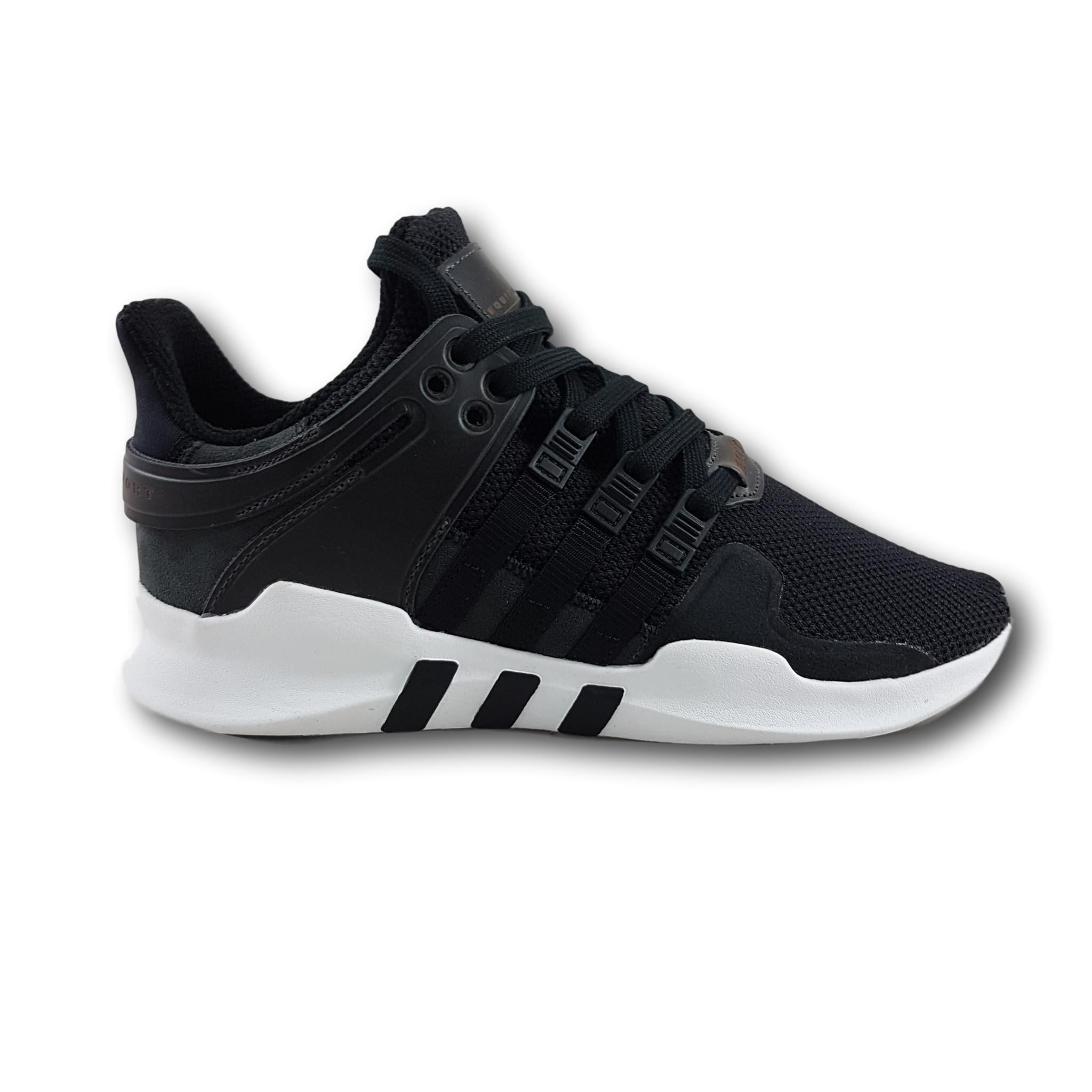 size 40 2bf0e f8be9 Adidas EQT Support ADV Black/Black/White