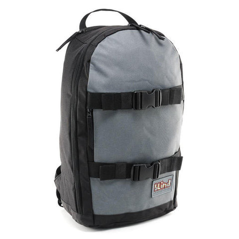 Blind Skate Backpack Grey/Black