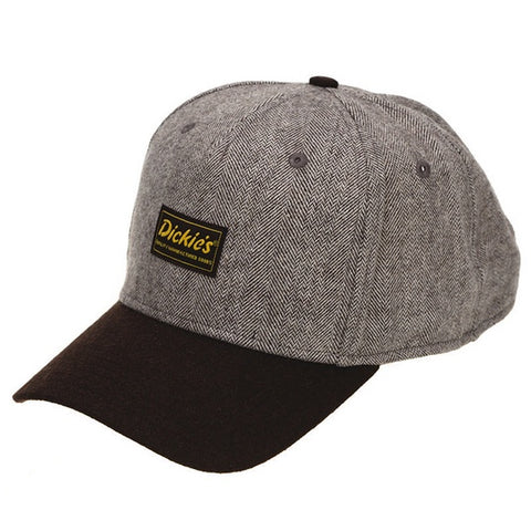 Dickies Nebraska Snapback Duck Brown