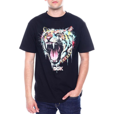 DGK Hunger Tee Black
