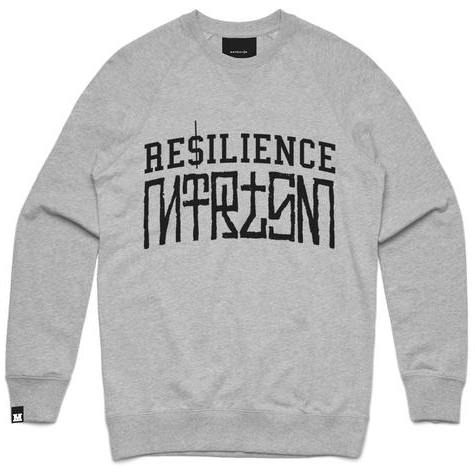 Materialism Resilience Sweat Crew Neck