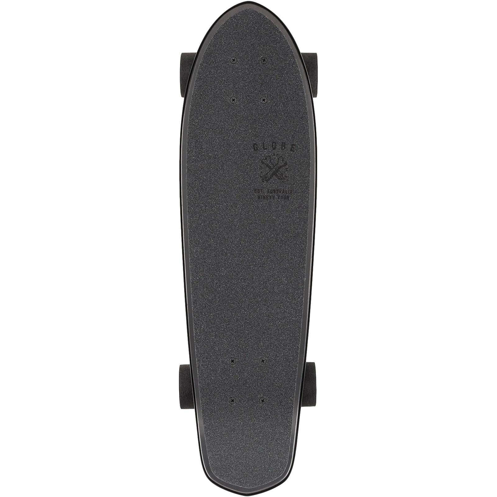 "Globe Blazer Cruiser Complete 26"" Black the F out"