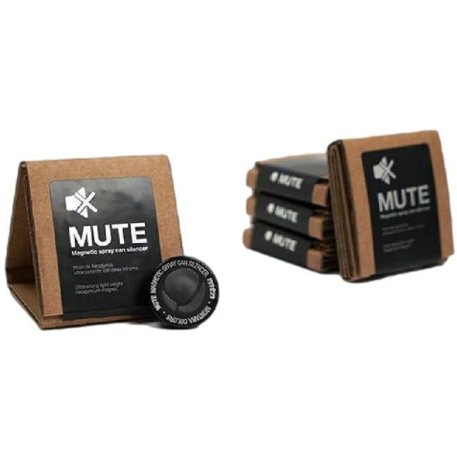 MTN Mute Magnetic Spray Can Silencer