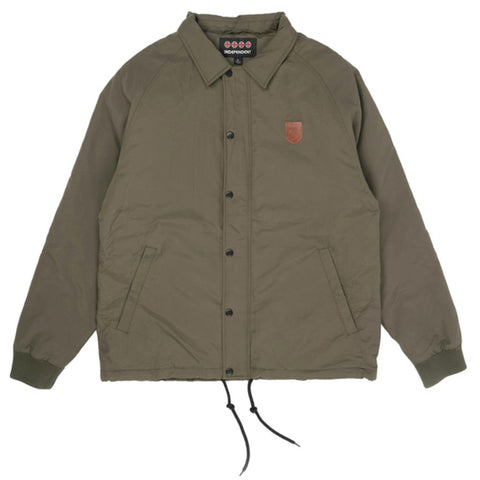 Independent Crest Jacket Jungle Green