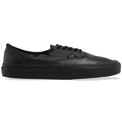 Vans Authentic (Italian Leather) Black/Black