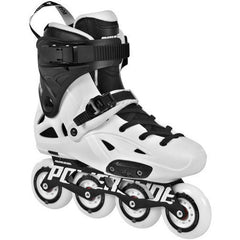 Powerslide Imperial One 80 White Inline Skates