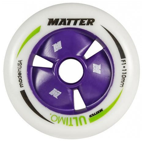 Matter Wheels Ultimo 110mm F1 - 8 Pack