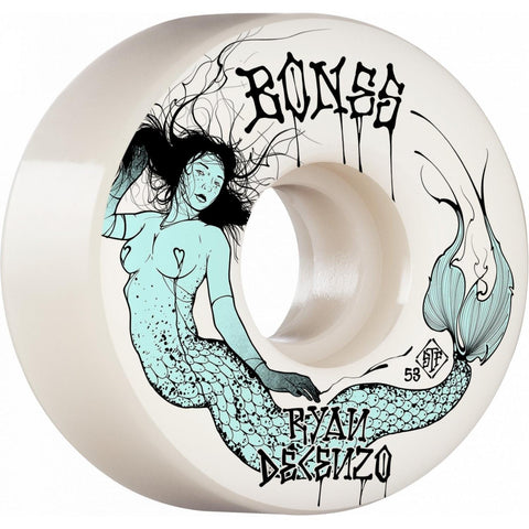 Bones STF Decenzo Mermaid V2 53mm x 103A