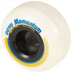 Octo Momentum Park Wheels Dual Density White 4 Pack 58mm 100a