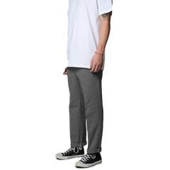 Dickies 873 Slim Fit Work Pants Charcoal