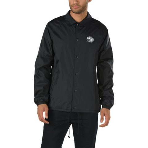 Vans Torrey Jacket Black/White