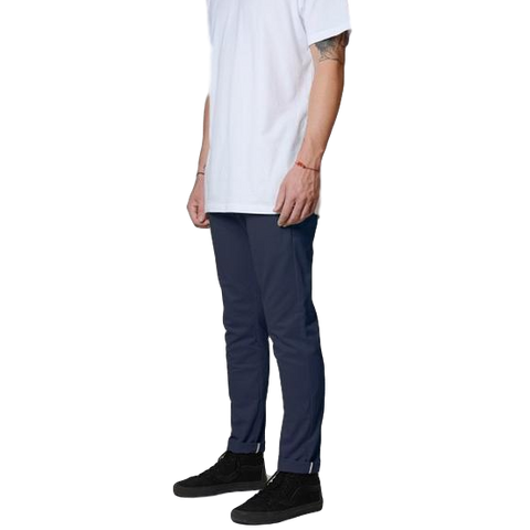 Dickies 811 Skinny Straight Work Pants Navy