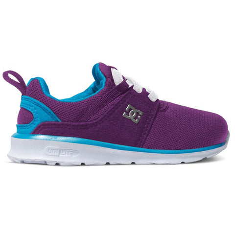 DC Heathrow Toddler Purple