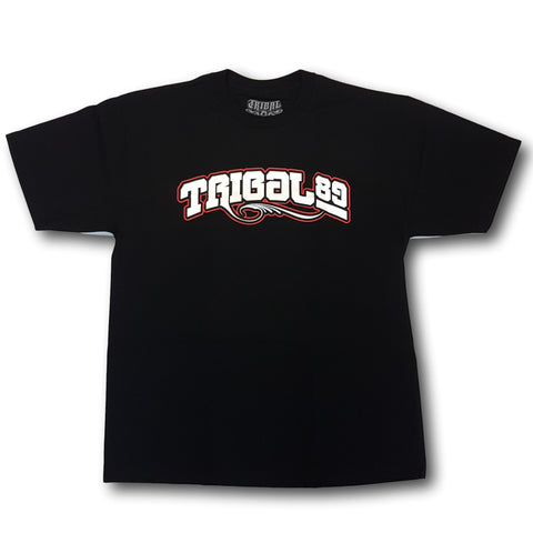 Tribal Rocker Tee Black