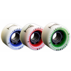 Juice Spiked Wheels 62mm 4 Pack